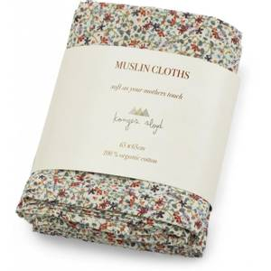 Bilde av 3 pack muslin cloth - louloudi