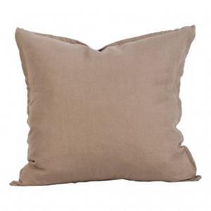 Bilde av Cushion cover linen 50x50 - Chestnut